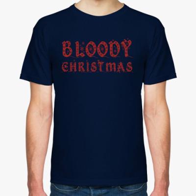 Футболка BLOODY CHRISTMAS