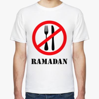 Футболка Мужская футболка Stedman, бела