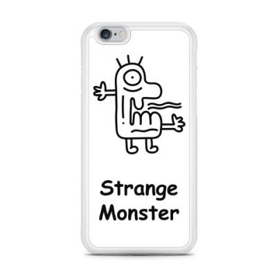 Чехол для iPhone Strange Monster