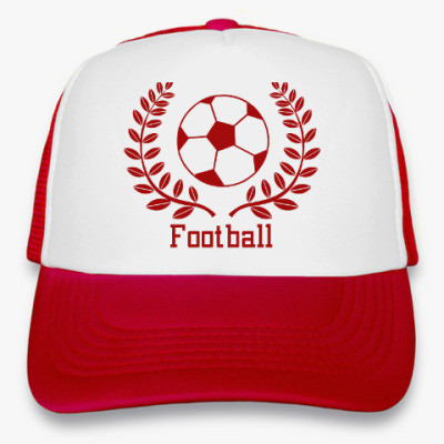 Кепка-тракер для любителей футбола