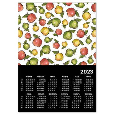 Календарь apples