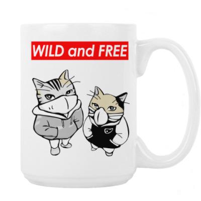 WILD and FREE ~ CAT КОТ