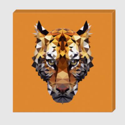 Холст Тигр / Tiger