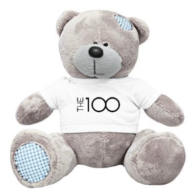 Плюшевый мишка Тедди The 100
