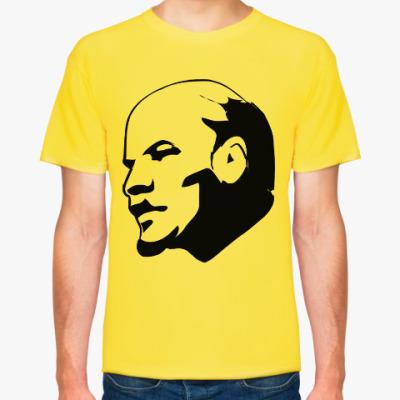 Футболка В.И. Ленин