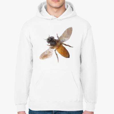 Толстовка худи Пчела / Bee