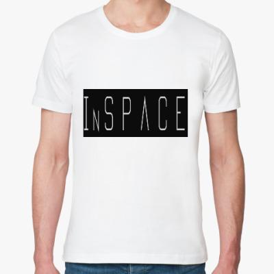 Футболка из органик-хлопка InSPACE