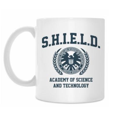 Кружка S.H.I.E.l.D. Academy
