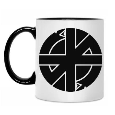 Кружка Crass 'Symbol'