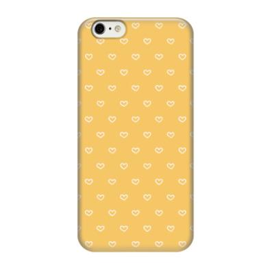Чехол для iPhone 6/6s Hearts