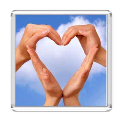 Магнит  Heart (Сердце)