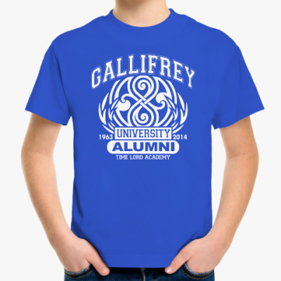 Gallifrey University Alumni
