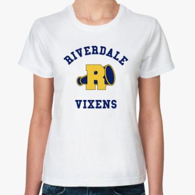 Классическая футболка Riverdale Vixens / Ривердейл