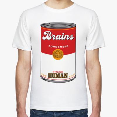 Футболка BRAINS FRESH HUMAN