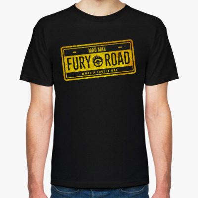 Футболка Fury Road