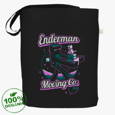 Сумка Enderman Moving Co.