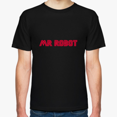 Футболка Mr Robot - fsociety - E Corp