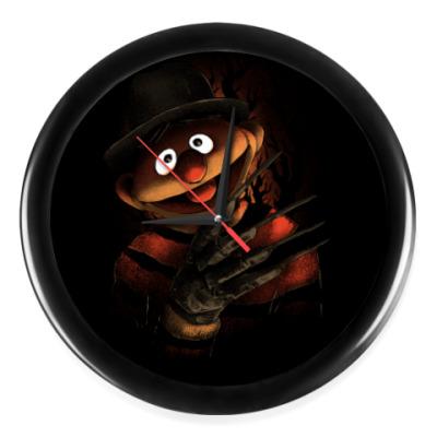 Настенные часы Элмо Улица Сезам Elmo