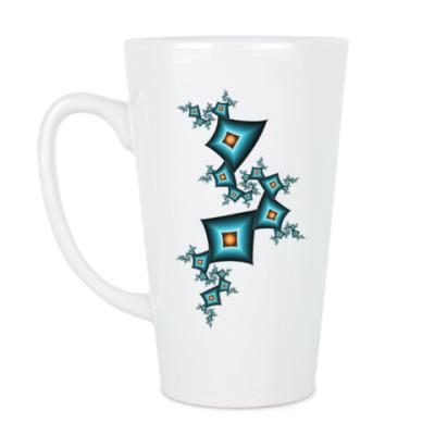 Чашка Латте Излом