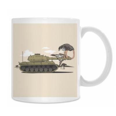 'Страус в танк'