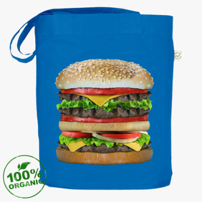 Сумка Вкусняшка гамбургер