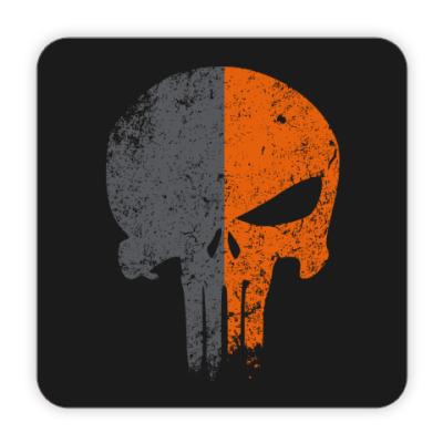 Костер (подставка под кружку) Punisher