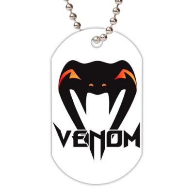 Жетон dog-tag Venom