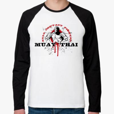Футболка реглан с длинным рукавом Muay Thai