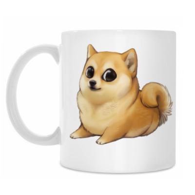 Кружка Little Doge