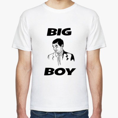 Футболка BigBoy