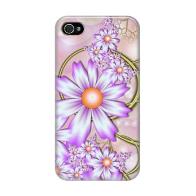 Чехол для iPhone 4/4s Весна