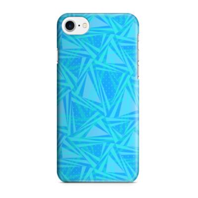 Чехол для iPhone 7/8 Морской абстрактный