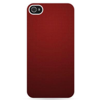 Чехол для iPhone Red