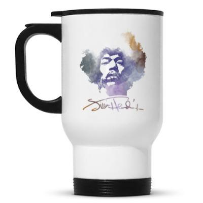 Кружка-термос  Jimi Hendrix - Джими Хендрикс