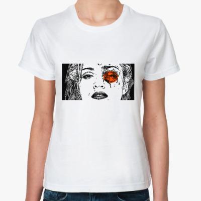 Классическая футболка '  мадонна'