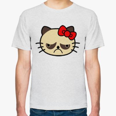 Футболка Grumpy Kitty