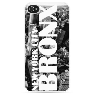 Чехол для iPhone  Bronx
