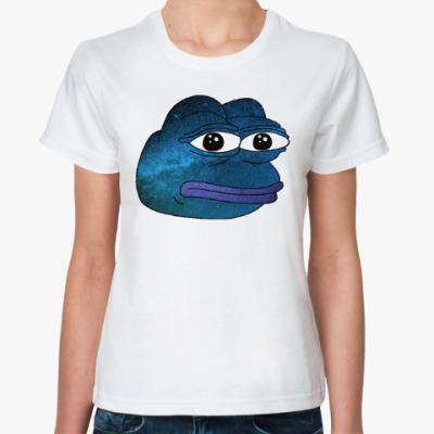 Классическая футболка Лягушонок Пепе PEPE
