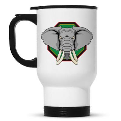 Кружка-термос Слон