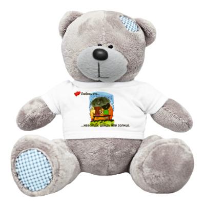 Плюшевый мишка Тедди LS.07.042