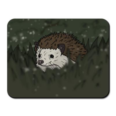 Коврик для мыши Ёжик