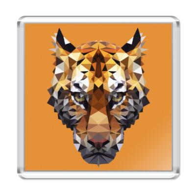 Магнит Тигр / Tiger