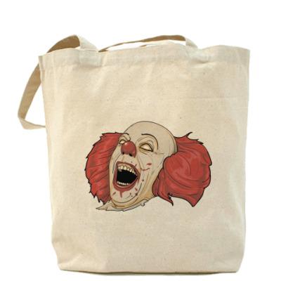 Сумка Холщовая сумка Сlown