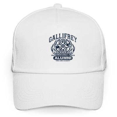 Кепка бейсболка Gallifrey University Alumni