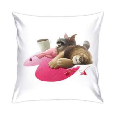 Подушка Всем любви!