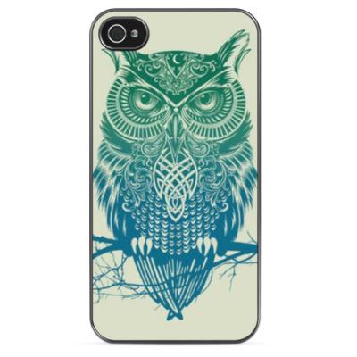 Чехол для iPhone Owl