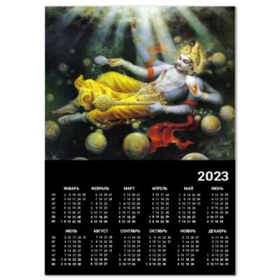 Календарь Господь Вишну