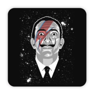 Костер (подставка под кружку) Сальвадор Дали Stardust