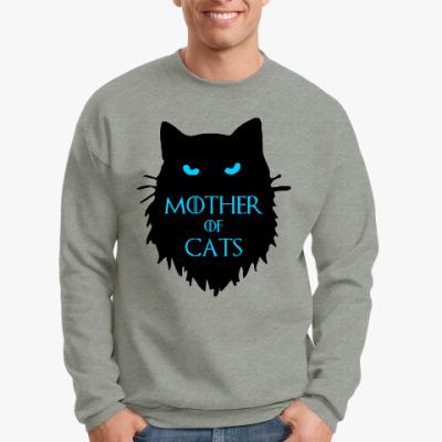 Свитшот Mother of cats