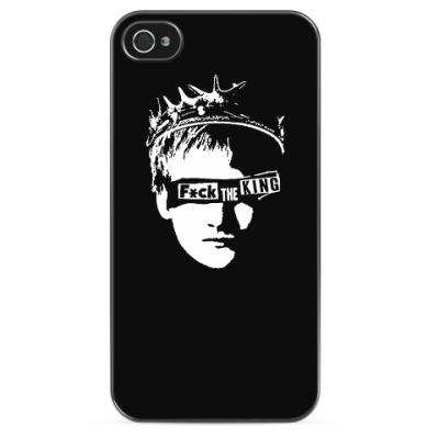 Чехол для iPhone F*ck The King